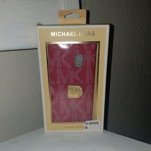 Michael Kors Samsung S6 Phone Case